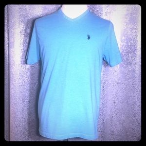 🌟 Polo V-Neck T-Shirt